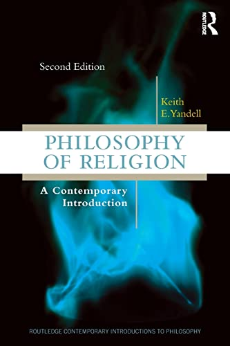 9780415963701: Philosophy of Religion: A Contemporary Introduction (Routledge Contemporary Introductions to Philosophy)