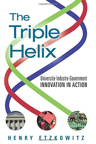9780415964517: The Triple Helix: University-Industry-Government Innovation in Action