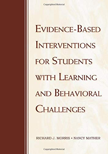 9780415964548: Evidence-Based Interventions for Students with Learning and Behavioral Challenges