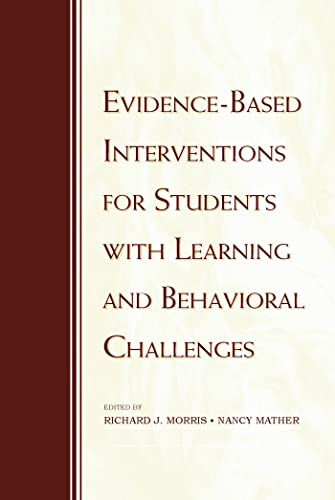 9780415964555: Evidence-Based Interventions for Students with Learning and Behavioral Challenges