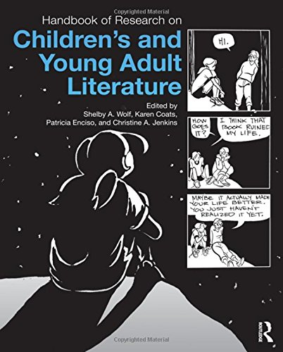 9780415965057: Handbook of Research on Children's and Young Adult Literature
