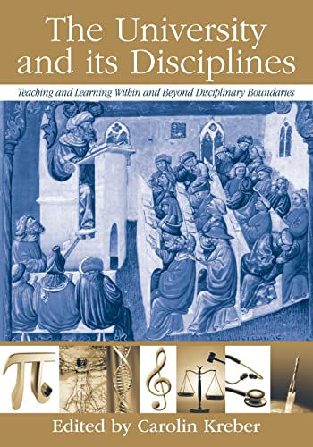 9780415965217: The University and its Disciplines: Teaching and Learning within and beyond disciplinary boundaries
