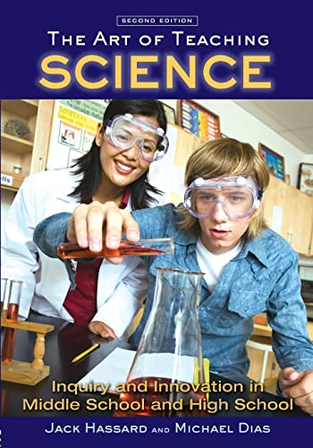 9780415965286: The Art of Teaching Science: Inquiry and Innovation in Middle School and High School
