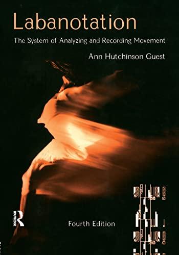 Labanotation: Ann Hutchinson Guest