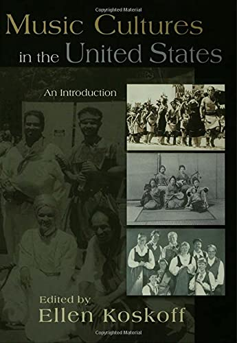 9780415965880: Music Cultures in the United States: An Introduction