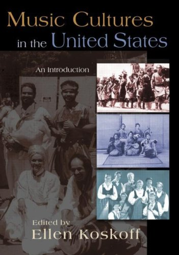 9780415965897: Music Cultures in the United States: An Introduction