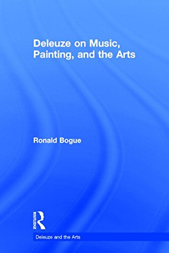 9780415966078: Deleuze on Music, Painting, and the Arts (Deleuze and the Arts)