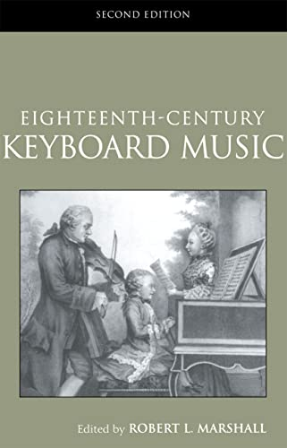 9780415966429: 18th-Century Keyboard Music (Routledge Studies in Musical Genre)