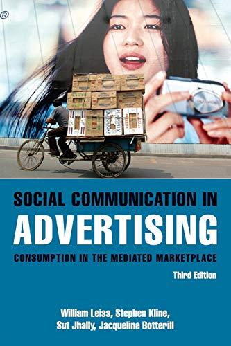 9780415966764: Social Communication in Advertising: Consumption in the Mediated Marketplace