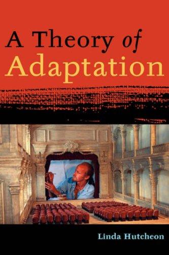 9780415967945: A Theory of Adaptation