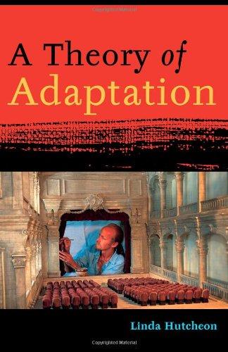 9780415967952: A Theory of Adaptation