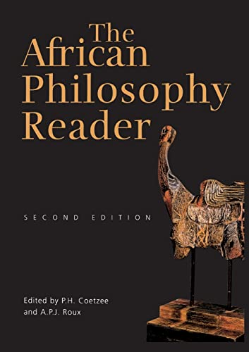 9780415968096: The African Philosophy Reader