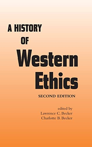 9780415968249: A History of Western Ethics