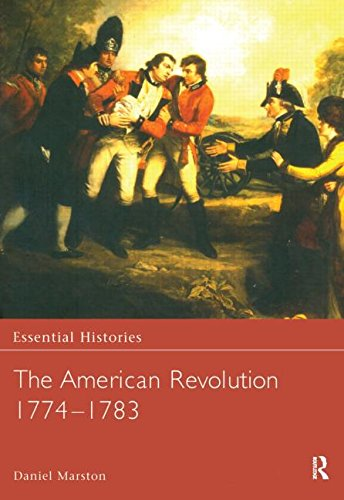 9780415968379: The American Revolution 1774-1783 (Essential Histories)