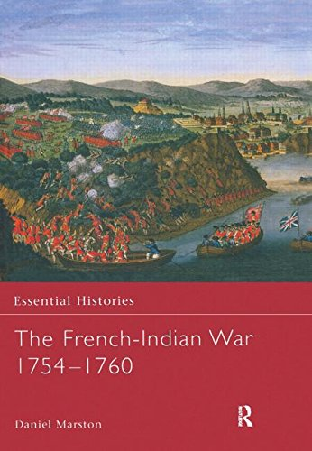 9780415968386: The French-Indian War 1754-1760