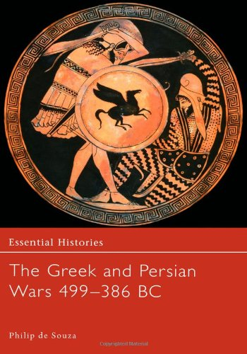 9780415968546: The Greek and Persian Wars 499-386 BC (Essential Histories)