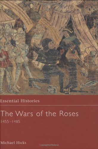 9780415968645: The Wars of the Roses 1455-1485 (Essential Histories)