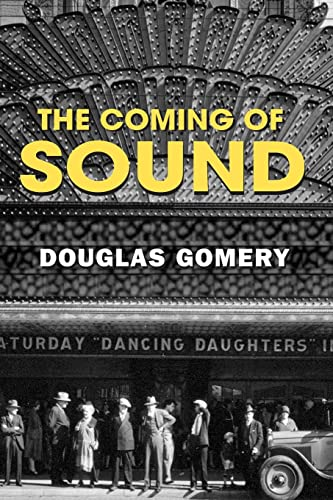 9780415969017: The Coming of Sound