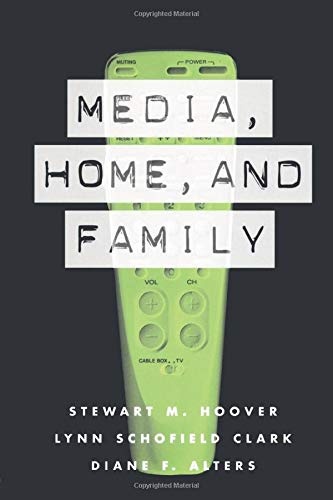 9780415969178: Media, Home and Family