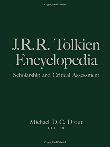 9780415969420: J.R.R. Tolkien Encyclopedia: Scholarship and Critical Assessment