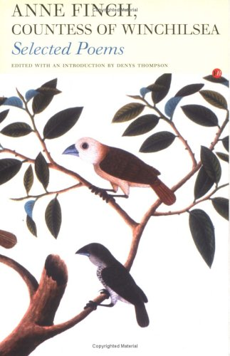 9780415969451: Anne Finch, Countess of Winchilsea: Selected Poems (Fyfield Books)