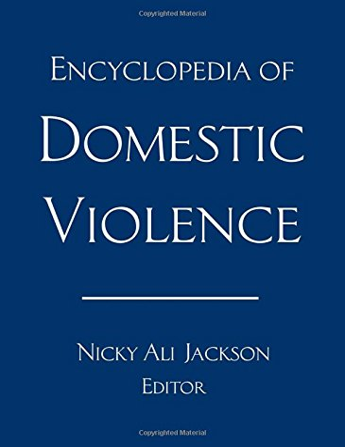9780415969680: Encyclopedia of Domestic Violence