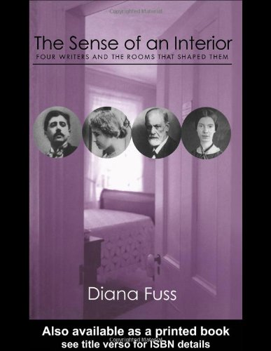 9780415969901: The Sense of an Interior: Four Rooms and the Writers that Shaped Them