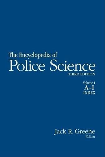 The Encyclopedia of Police Science (Hardback)