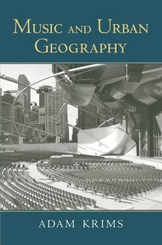 9780415970129: Music and Urban Geography