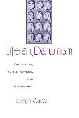 9780415970136: Literary Darwinism: Evolution, Human Nature, and Literature