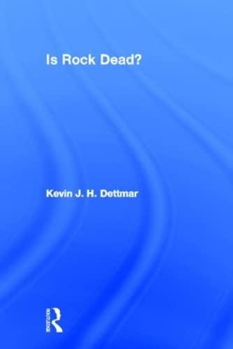 9780415970334: Is Rock Dead?