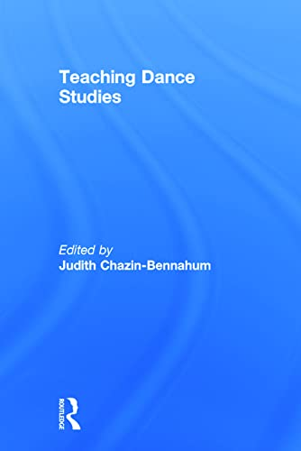 9780415970358: Teaching Dance Studies
