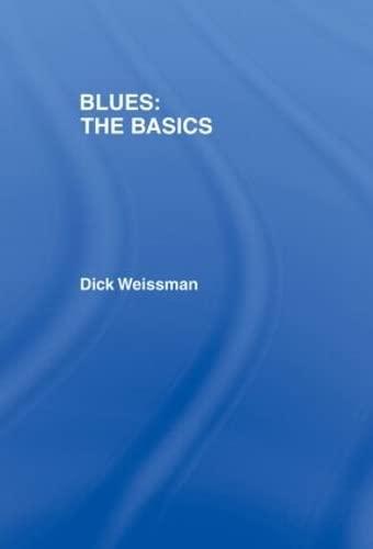 9780415970679: Blues: The Basics