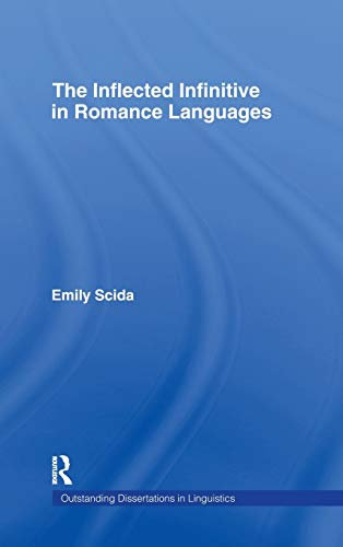 9780415971065: The Inflected Infinitive in Romance Languages