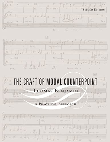 9780415971720: The Craft of Modal Counterpoint