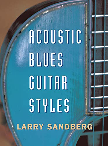 9780415971751: Acoustic Blues Guitar Styles