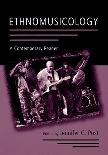 9780415972048: Ethnomusicology: A Contemporary Reader