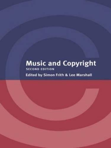 9780415972536: Music and Copyright
