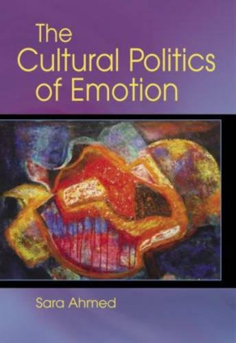 9780415972550: The Cultural Politics of Emotion