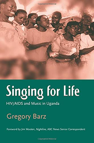 9780415972895: Singing for Life: HIV/AIDS and Music in Uganda