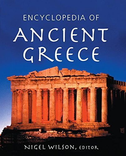 9780415973342: Encyclopedia of Ancient Greece