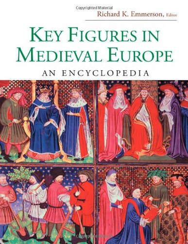 9780415973854: Key Figures in Medieval Europe: An Encyclopedia