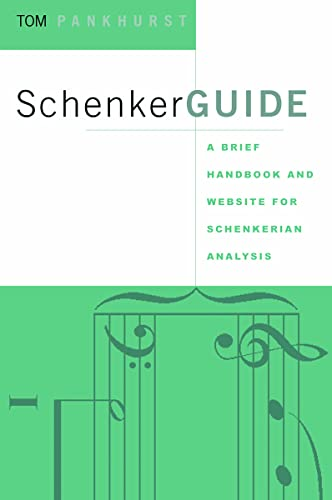 9780415973984: Schenker Guide: A Brief Handbook and Website for Schenkerian Analysis