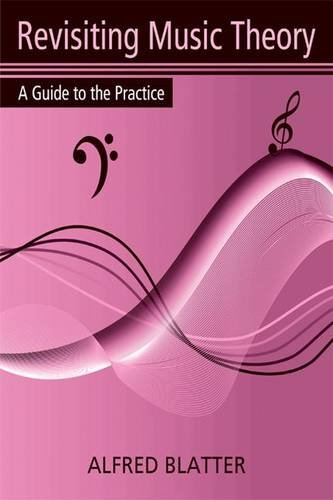 9780415974394: Revisiting Music Theory: A Guide to the Practice: A Musician's Guide