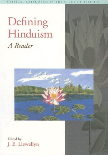 9780415974493: Defining Hinduism: A Reader (Critical Categories in the Study of Religion)
