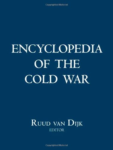 9780415975155: Encyclopedia of the Cold War
