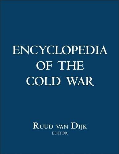 9780415975155: Encyclopedia of the Cold War (2 Volume Set)