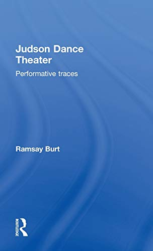 9780415975735: Judson Dance Theater: Performative Traces