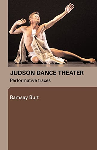 9780415975742: Judson Dance Theater: Performative Traces