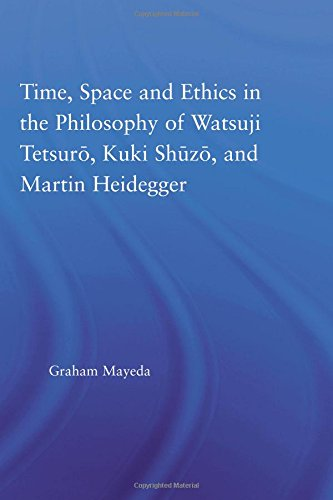 Time, Space, and Ethics in the Thought: Graham Mayeda